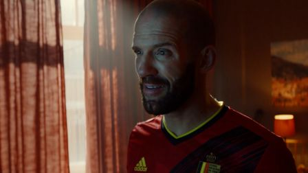 We're All Red Inside with Jupiler's new campaign