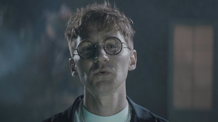 David Wilson directs new promo for Glass Animals
