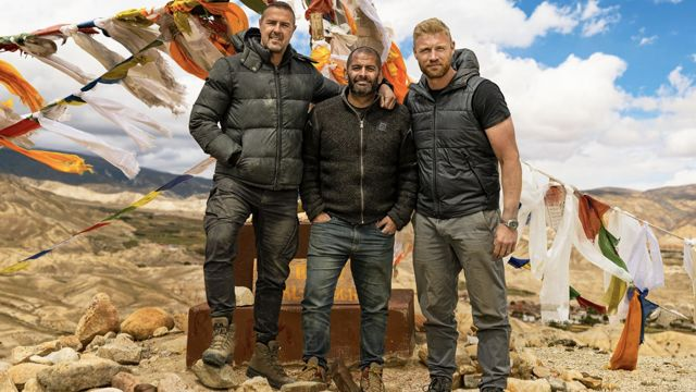 Top Gear Nepal Christmas Special 2019