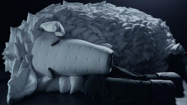 Tonight is to Sleep - Sleeping Sheep