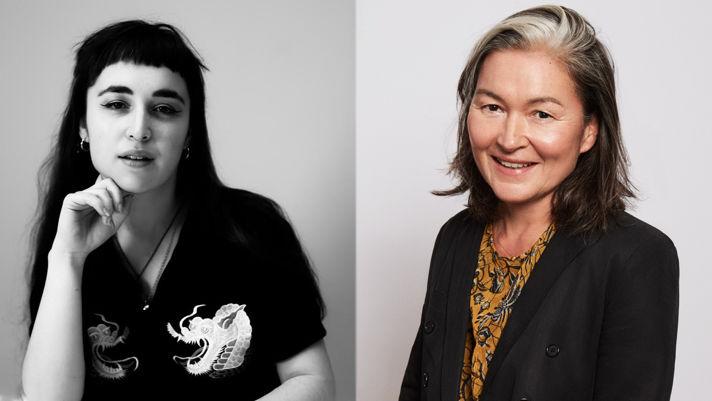Creative Correspondence: Kai-Lu Hsiung & Alice Bloomfield