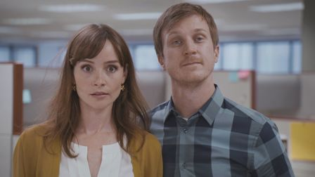 Short film tells a comedic love story entirely through fake ads