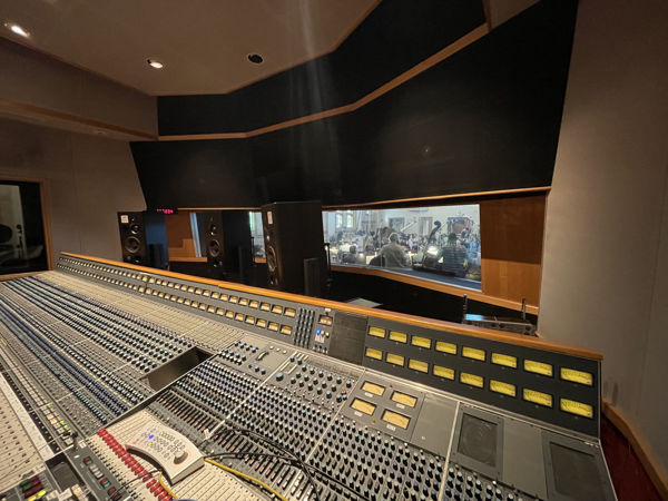 Nashville Orchestra Recording!