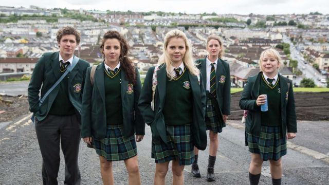 Derry Girls - Trailer