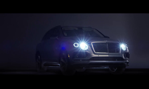Bentley - Bentayga Carbon Pack