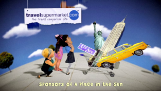 Travel Supermarket Idents