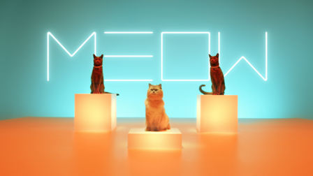 Iconic Meow Mix jingle is re-imagined in newest campaign