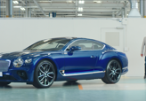 Automotive - Bentley Continental GT - Exclusive VIP Preview