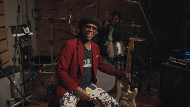 Nile Rodgers - Call to Action