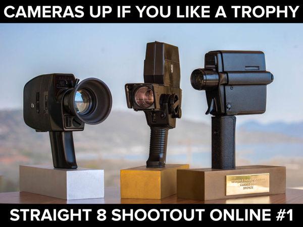 Straight 8 Shootout Online #1