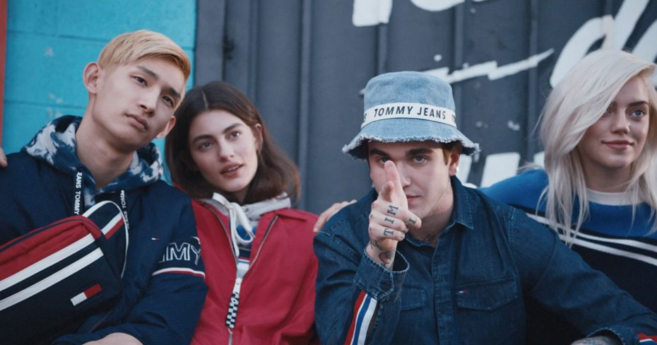 Tommy Jeans SS18