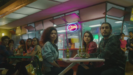 Pilsen Callao plays 'Never Have I Ever' for equality